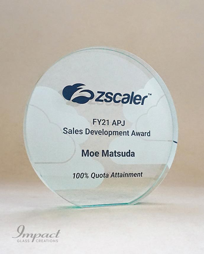 Zscaler Sales Awards